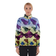 Butterfly Painting Art Graphic Winterwear