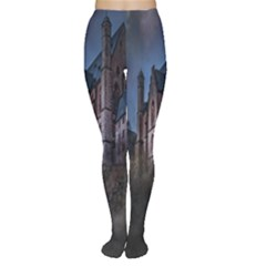 Castle Mystical Mood Moonlight Women s Tights