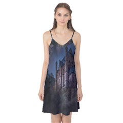Castle Mystical Mood Moonlight Camis Nightgown