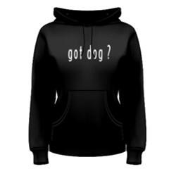 got dog ? - Women s Pullover Hoodie