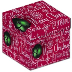 Christmas Decorations Retro Storage Stool 12
