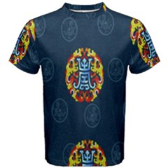 China Wind Dragon Men s Cotton Tee
