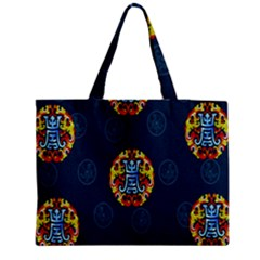 China Wind Dragon Medium Tote Bag