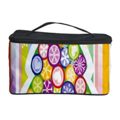 Christmas Tree Colorful Cosmetic Storage Case
