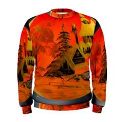 Christmas Bauble Men s Sweatshirt