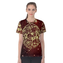 Christmas Bauble Women s Cotton Tee