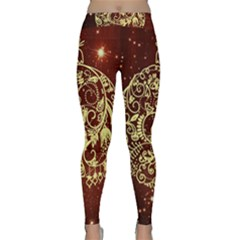 Christmas Bauble Classic Yoga Leggings
