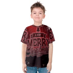 Christmas Contemplative Kids  Cotton Tee