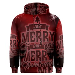 Christmas Contemplative Men s Pullover Hoodie