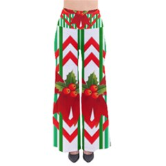 Christmas Gift Wrap Decoration Red Pants