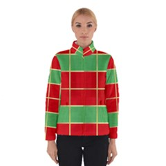 Christmas Fabric Textile Red Green Winterwear