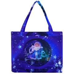 Christmas Nicholas Ball Mini Tote Bag