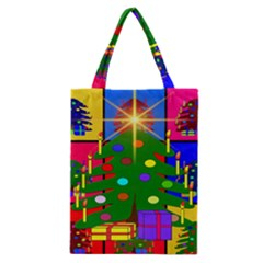 Christmas Ornaments Advent Ball Classic Tote Bag