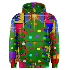Christmas Ornaments Advent Ball Men s Pullover Hoodie