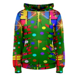 Christmas Ornaments Advent Ball Women s Pullover Hoodie