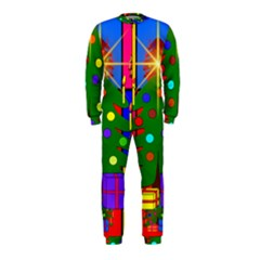 Christmas Ornaments Advent Ball Onepiece Jumpsuit (kids)