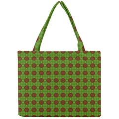 Christmas Paper Wrapping Patterns Mini Tote Bag