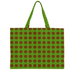 Christmas Paper Wrapping Patterns Large Tote Bag