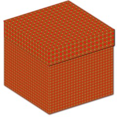 Christmas Paper Wrapping Paper Pattern Storage Stool 12