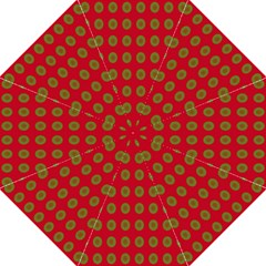 Christmas Paper Wrapping Paper Golf Umbrellas