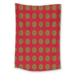 Christmas Paper Wrapping Paper Large Tapestry