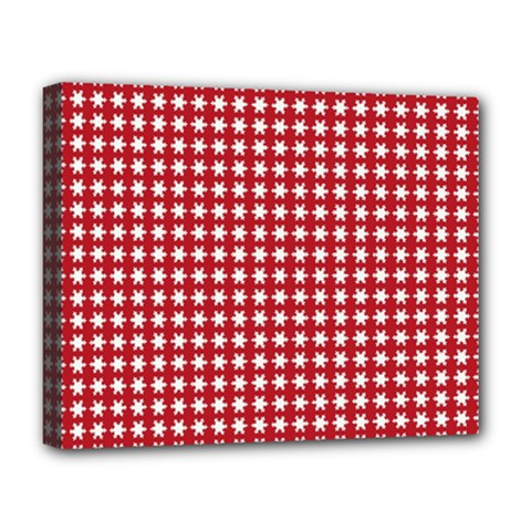 Christmas Paper Wrapping Paper Deluxe Canvas 20  X 16