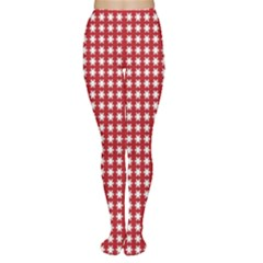 Christmas Paper Wrapping Paper Women s Tights