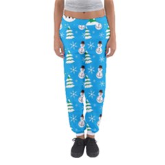 Christmas Pattern Women s Jogger Sweatpants