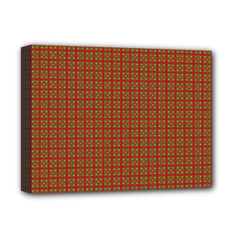 Christmas Paper Wrapping Paper Deluxe Canvas 16  x 12