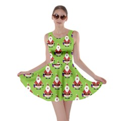 Christmas Santa Santa Claus Skater Dress