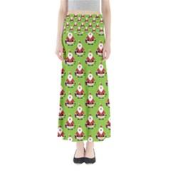Christmas Santa Santa Claus Maxi Skirts