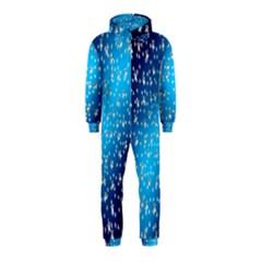 Christmas Star Light Advent Hooded Jumpsuit (Kids)