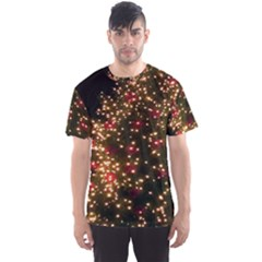 Christmas Tree Men s Sport Mesh Tee