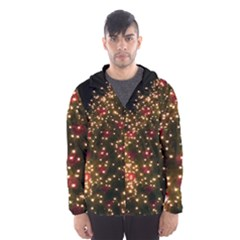 Christmas Tree Hooded Wind Breaker (men)