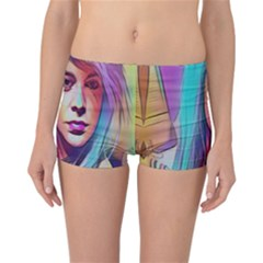 DRAG ON GO Reversible Bikini Bottoms