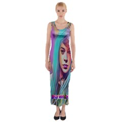 DRAG ON GO Fitted Maxi Dress