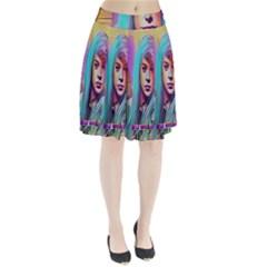DRAG ON GO Pleated Skirt
