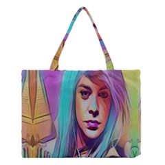DRAG ON GO Medium Tote Bag
