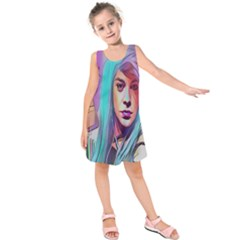 DRAG ON GO Kids  Sleeveless Dress