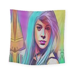 DRAG ON GO Square Tapestry (Small)