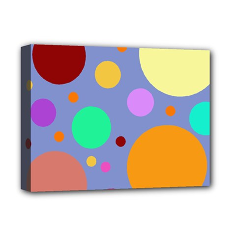 Dotty Deluxe Canvas 16  X 12