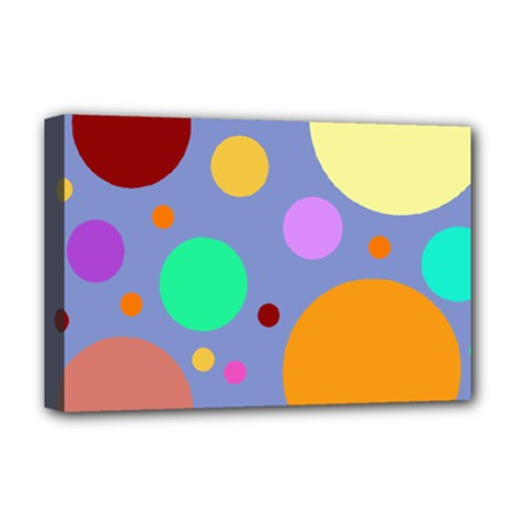 Dotty Deluxe Canvas 18  X 12