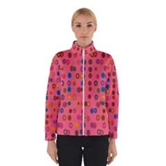 Circles Abstract Circle Colors Winterwear