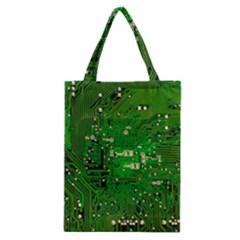 Circuit Board Classic Tote Bag