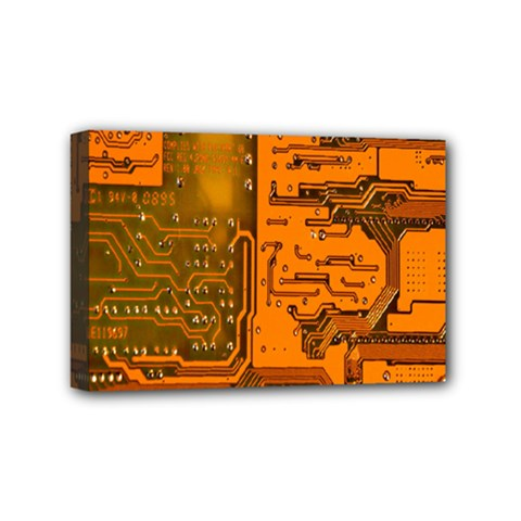 Circuit Mini Canvas 6  x 4
