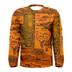 Circuit Men s Long Sleeve Tee