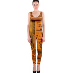 Circuit OnePiece Catsuit