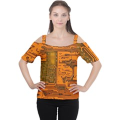 Circuit Women s Cutout Shoulder Tee