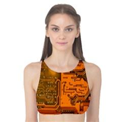 Circuit Tank Bikini Top