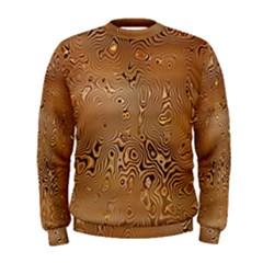 Circuit Board Pattern Men s Sweatshirt